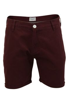 Mens-Chino-Shorts-by-Brave-Soul-Fern-Cotton-Twill