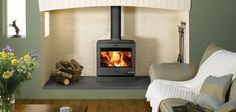 CL8 Wood & Multi-fuel Stove | Yeoman Stoves