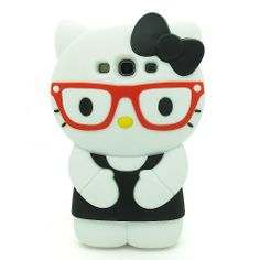 3d Cute Hello Kitty Cat Soft Silicone Rubber Gel Case Cover Skin for Samsung Galaxy S3 III I9300 (glasses/Black Red) FiveBox,http://www.amazon.com/dp/B00DI3EY4Y/ref=cm_sw_r_pi_dp_8cqltb0GFBHQ6H4J