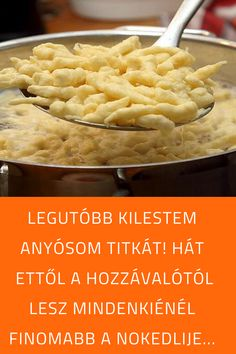 Nem győzöd majd bezsebelni a dicséreteket. Cod Fish, Hungarian Recipes, Kaja, Gnocchi, Macaroni And Cheese, Breakfast Recipes, Health Fitness, Cooking Recipes, Yummy Food