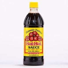 Hawaii's Famous Huli-Huli BBQ Sauce | World Market