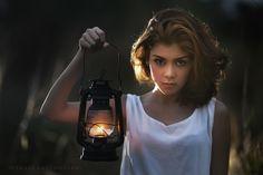 I need a lantern.  Love this.