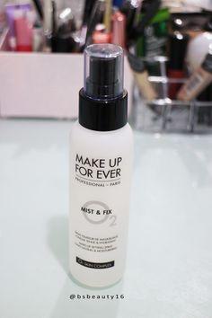 #MUFE #MakeupForEver #SettingSpray #MakeupMist #makeup #NYX #NYXMatteSpray #MatteSpray #makeupreview #review #makeupblogger #beautyblogger #beautybloggerindonesia #indonesia http://www.blossomshine.com