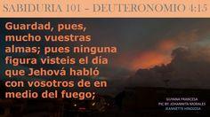DEUTERONOMIO 4:15 - GUYANA FRANCESA -  PIC BY: JOHANNITA MORALES