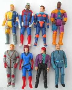Beautiful! M.A.S.K. Figures Mask Figures Toys