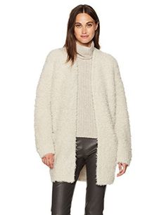 "Product review for Vince Women's Teddy Cardigan.  Plush cashmere-wool blend open-front cardigan with front pockets.   	 		 			 				 					Famous Words of Inspiration...""A man can't be too careful in the choice of his enemies.""					 				 				 					Oscar Wilde 						— Click here for more from Oscar..."