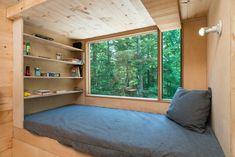 Ufak evler dağ başında bir kulübe değil, yeni bir yaşam tarzı sunuyor