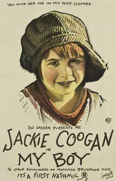 Vintage Movie Poster - 1921