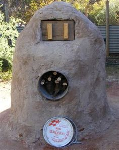 The Frugal World of Doc: Let's get down and dirty. How to build a Cob Oven!