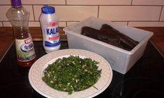 ΣΚΟΡΔΩΜΕΝΕΣ ΜΕΛΙΤΖΑΝΕΣ ΓΕΜΙΣΤΕΣ ΤΟΥΡΣΙ - ThessMama Seaweed Salad, Ethnic Recipes, Food, Essen, Meals, Yemek, Eten