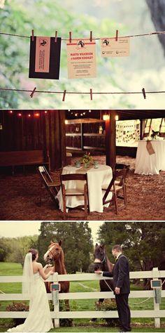 I love Cederwood's weddings.