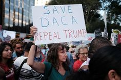 Early reports say Trump will be ending DACA with a 6-month delay