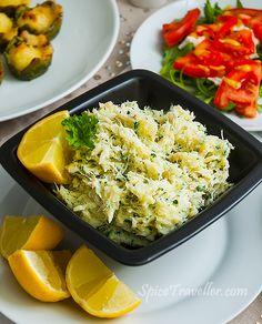 Baccala – creamy cod mash