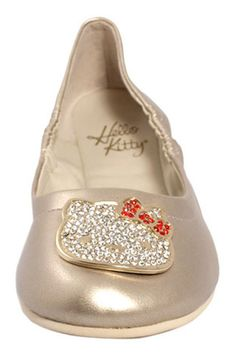{Hello Kitty Sofia Ballerina Shoe} eep!