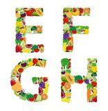 Letra Del Alfabeto De La Fruta Y Verdura Del Ejemplo Del Vector - Descarga De Over 50 Millones de fotos de alta calidad e imágenes Vectores% ee%. Inscríbete GRATIS hoy. Imagen: 50883034