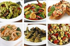 60 Quick and Easy Mediterranean and Asian Meals