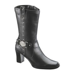 Harley-Davidson Women's Lindsey Motorcycle Boots
