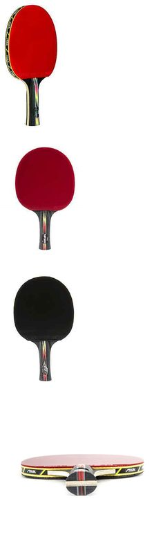 Paddles 36277: Stiga Supreme Table Tennis Racket New Ping Pong Paddle Professional Paddles BUY IT NOW ONLY: $59.8