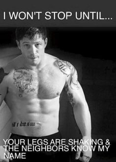 For The Love of Tom Hardy!!♥️
