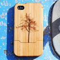 Cool iPhone cover. Costummade and FSC certified