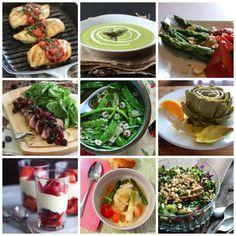 20 Paleo Recipes for Spring