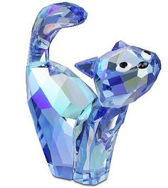 Tom - Swarovski Lovlots House of Cats Crystal Figurine