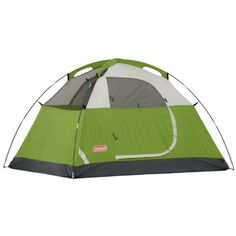 Coleman Sundome 2 Tent ($60) ❤ liked on Polyvore featuring camping