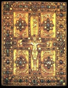 front piece--History of Arts and Aesthetics II: Carolingian Art