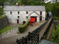 Newmills Corn and Flax Mill Museum  #Ireland