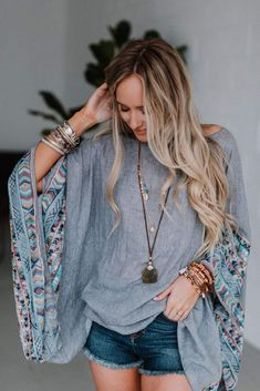 Shop Outfits of the Day + Weekly Outfit of the Week, Boho Chic Style completely styled for YOU. Boho Outfits, Fashion Outfits, Boho Spring Outfits, Women's Fashion, Earthy Outfits, Hippie Chic Outfits, Casual Chic Outfits, Boho Fashion Over 40, Ibiza Fashion