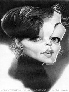 Thierry Coquelet < Romy Schneider (1938-1982), attrice >