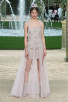 Chanel couture 2018