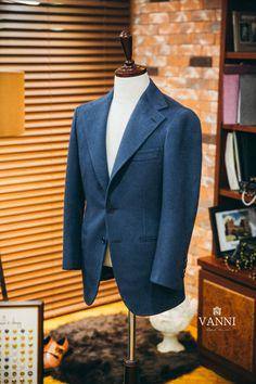 http://chicerman.com  vannibespoke:  Coat fabric jacket wool 90% cashmere 10%  #menshoes