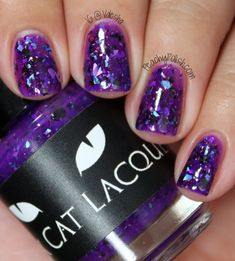 Black Cat Lacquer: Saturday=Dreaming Collection