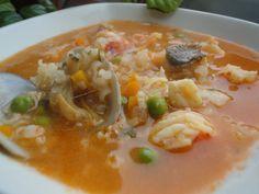 Sopa marinera gallega https://www.pinterest.com/mila0434/recetas-gallegas/