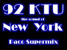 92 KTU NewYork Paco Supermix (1984)