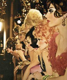 Bob Fosse Showgirls