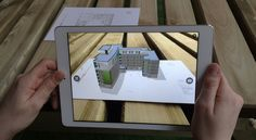Image result for 3d augmented reality blueprint