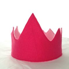 habitat at home: How to Make a Felt Crown