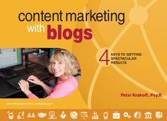 Get Blog Results for Business. This free Content Marketing with Blogs report, written with my 10 years of online marketing experience, is The Blog Squad's guide to what savvy online business bloggers are succeeding with right now, AND what's coming next.