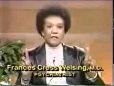 Dr. Frances Cress Welsing on Donahue