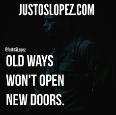 Doing things the old way won't open new doors. It's time to DO it The New way. GOTO JustoSLopez.com and get a Free eBook by going to my site. #creativeads #marketing101 #adoftheday #marketingteam #marketingonline #marketingplan #marketingagency #marketingguru #designart #designing #designthinkers #designthinking #ads #funnyads #financialfreedom #priorities #lifesaving #income #investing #creditscore #onlineincome #enterpreneur #workfromhome #money #successful #success #pictureoftheday…