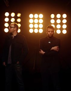 British electronic music duo (Tom Rowlands and Ed Simons), The Chemical Brothers thechemicalbrothers.com