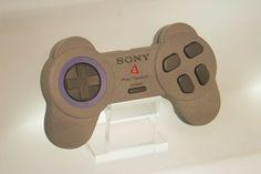Prototype PS1 controller