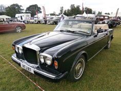 1985 Bentley Corniche convertible