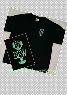 Men or Boys Crawfish or Lobster Monogrammed T-Shirts!  $19.00  https://www.etsy.com/listing/230653009/men-or-boys-crawfishlobster-monogrammed