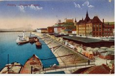 Bratislava, nábrezie Coron, Bratislava, Historical Photos, Budapest, Urban, City, Pictures, Painting, Design