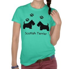 Sold~ Scotish Terrier T-shirts