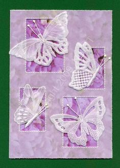 Free Patterns from Wightcat - wightcat.com - Parchment Craft