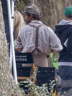 Matthew McConaughey on New Orleans set of Civil War drama The Free . Free State Of Jones, Civil War Movies, War Film, Drama Free, Matthew Mcconaughey, On Set, New Orleans, History, No Drama